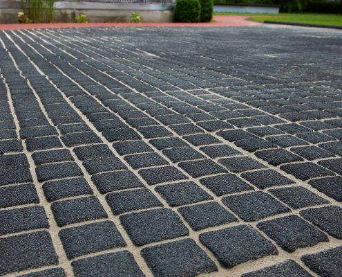 Cobblestone paving_2