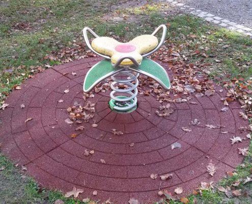 Vogelweide Park Villach