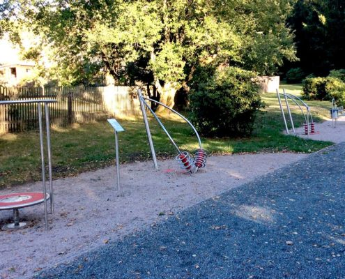 Outdoor Fitnessgerät