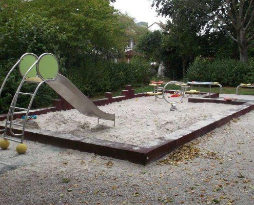 Kleinkindspielplatz Germering