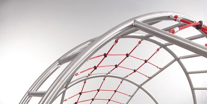 Klettergerüste und Seilspielgeräte Vorschau