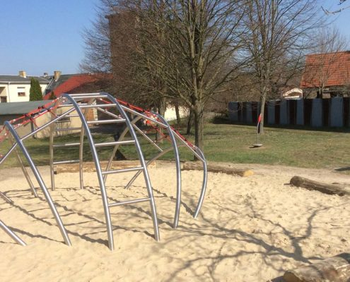 Spielplatz Wiesenburg Jeserig