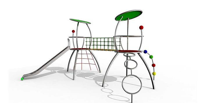Large Play Equipment Preview