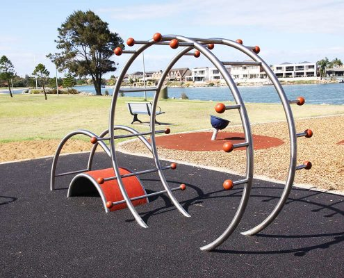 Outdoor-Fitnesspark in Australien 3