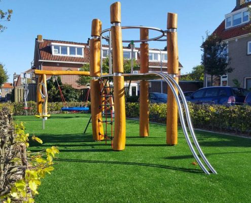 stilum Playground Equipment on playground in netherlands