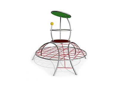 Klettergerüst Mit Netz : Klettergerüste seilspielgeräte stilum