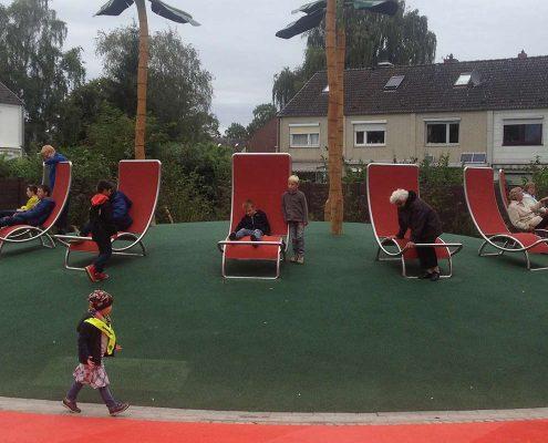 Spielplatz in Lübeck | Playground Luebeck -2