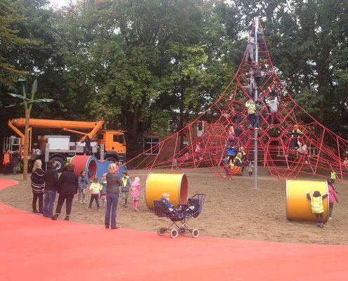 Spielplatz in Lübeck | Playground Luebeck -4