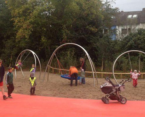 Spielplatz in Lübeck | Playground Luebeck