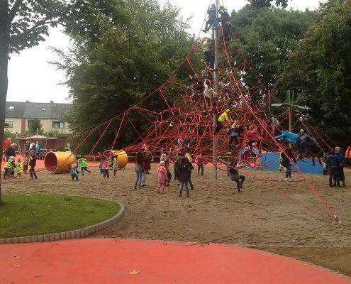 Spielplatz in Lübeck | Playground Luebeck -5