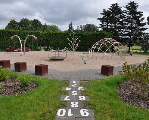 Spielplatz in elhager lettland_1