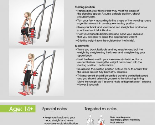 Squat Instruction sheet