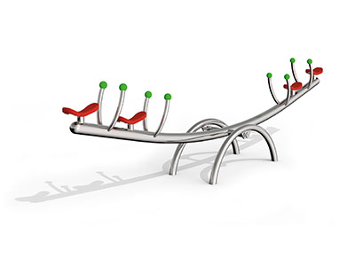 Stainless steel seesaw Sali4 preview