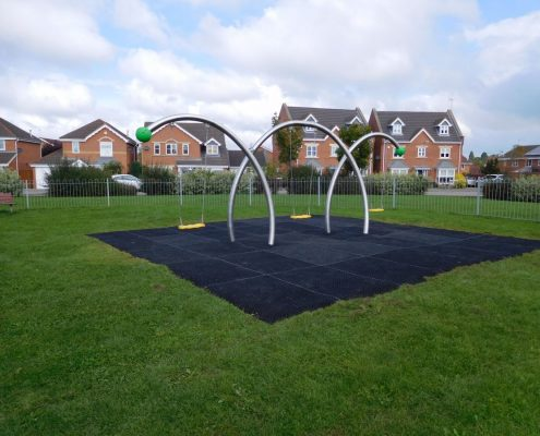 Simius3 on a playground in Kettering