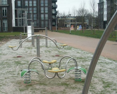 Spielplatz in den Niederlanden