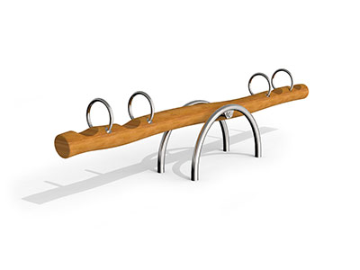 Wood seesaw tigna preview