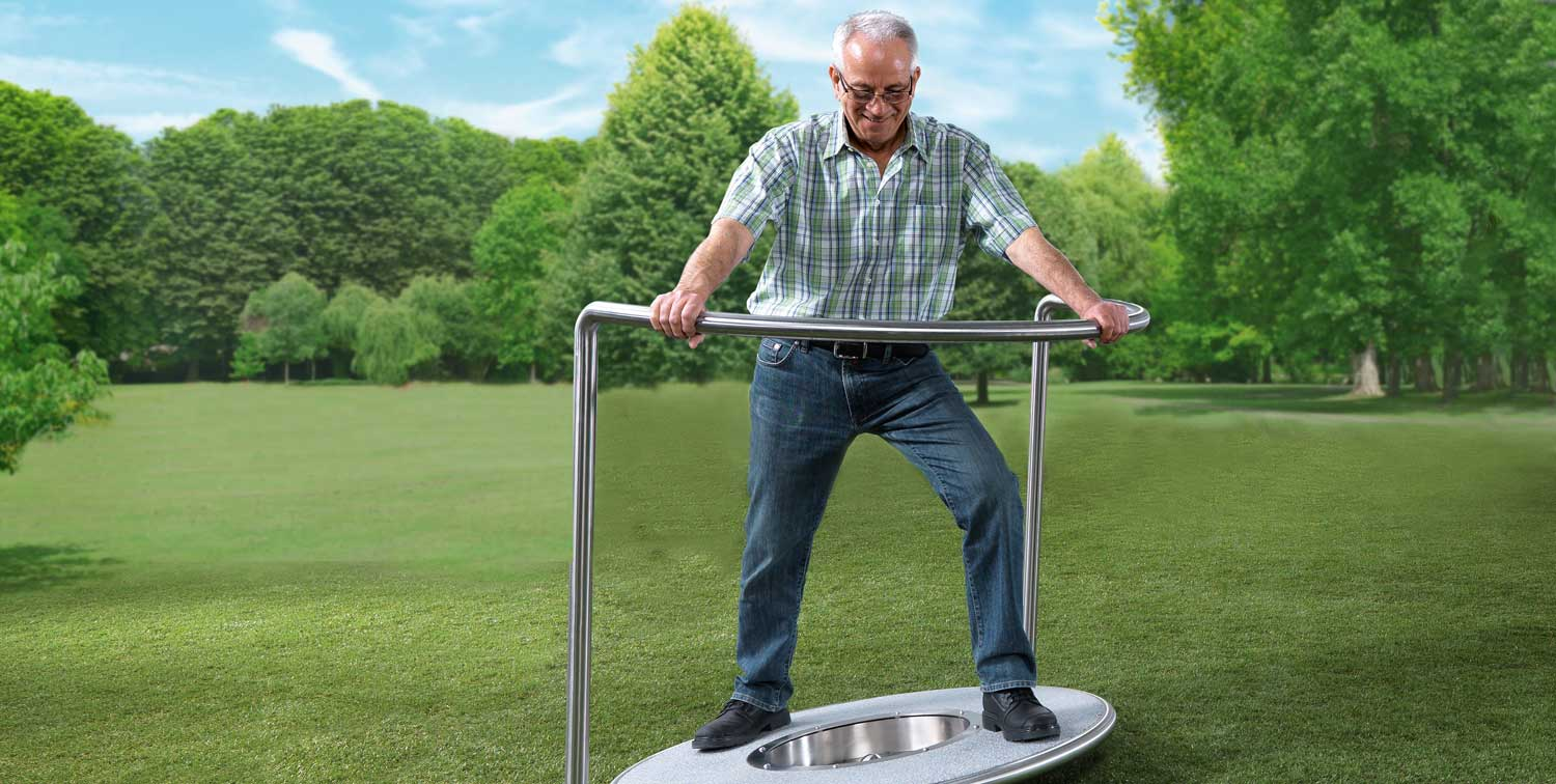 Outdoor Sports Equipment for Balance-Training
