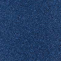 Safety slabs made of blue rubber granulate