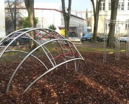 Vogelweide parc in Villach