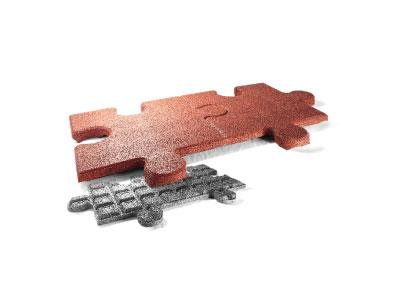 Fallschutz-Puzzleplatte Vorschau