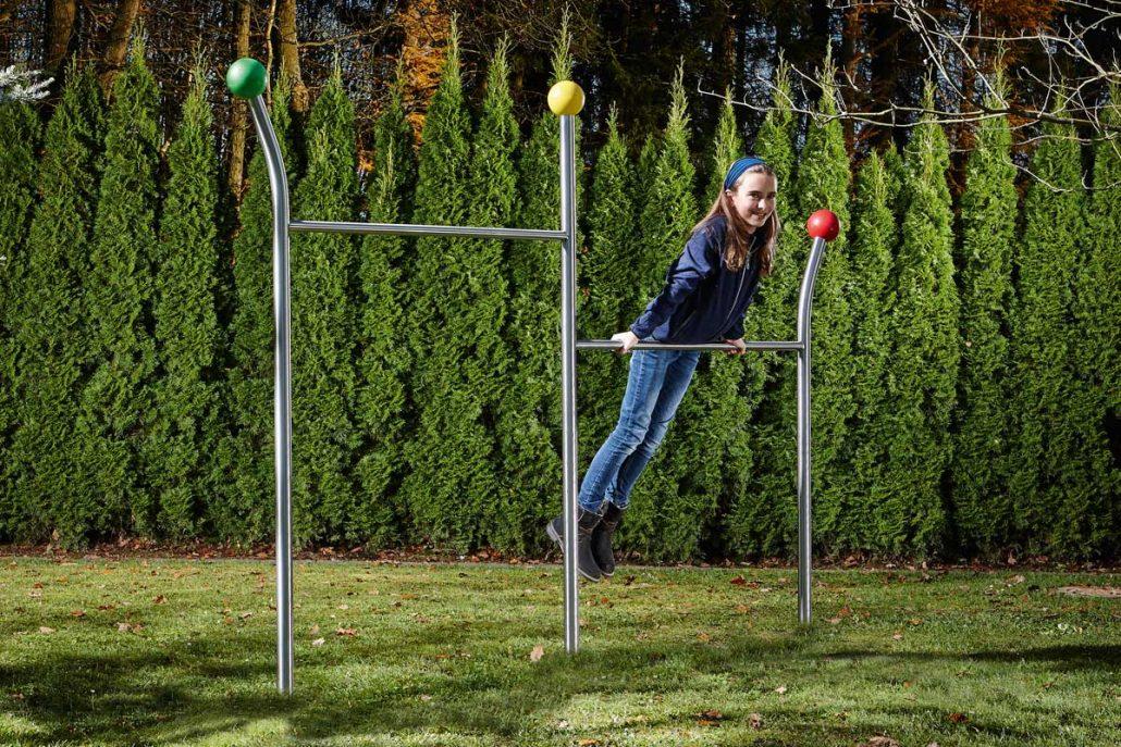 Horizontal Bar Supra2 Stilum Outdoor Fitness Equipment