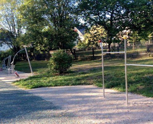 fitness parc in Schönecken