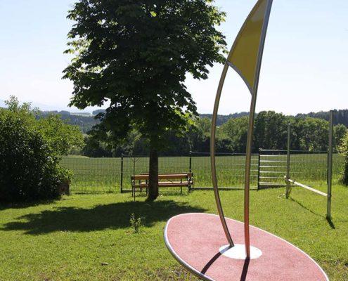 play ground in Michealbeuren
