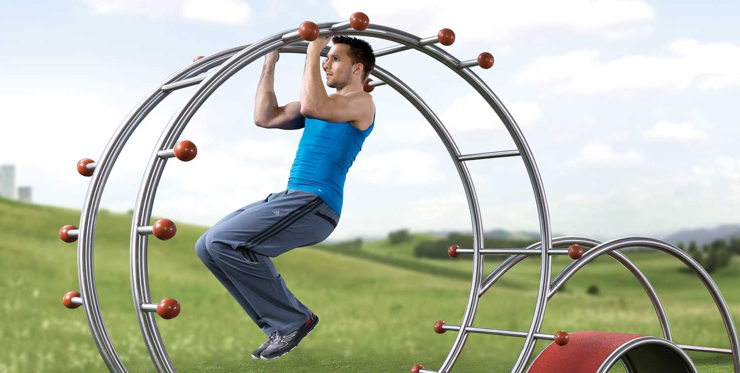 Outdoor-Multifunctional training