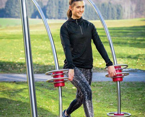 Outdoor-Fitness Squat Foto3