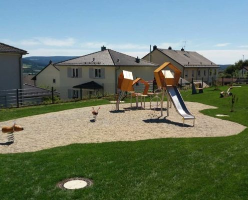 large play equipment