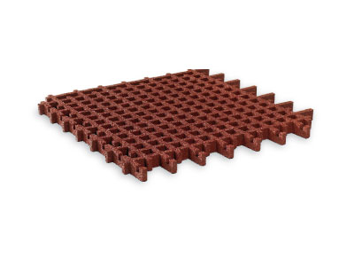 Lawn-grating system with fall protectin Preveiw