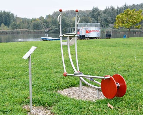 stilum Outdoor-fitness in Steyregg