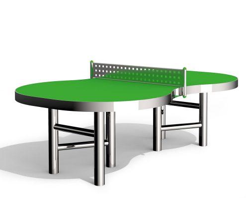 Tischtennisplatte ludo